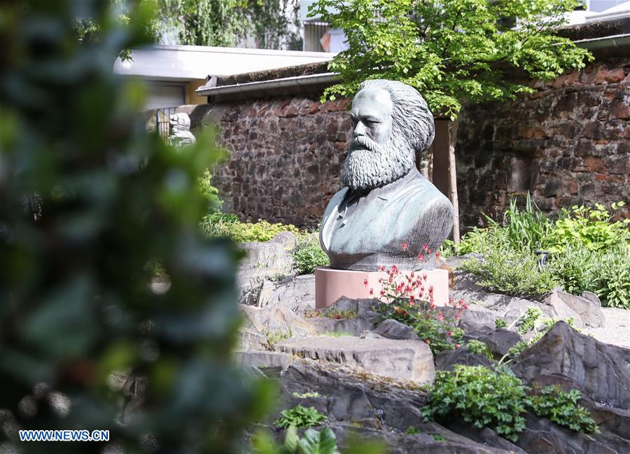 Karl Marx House in Trier, Germany to reopen on May 5
