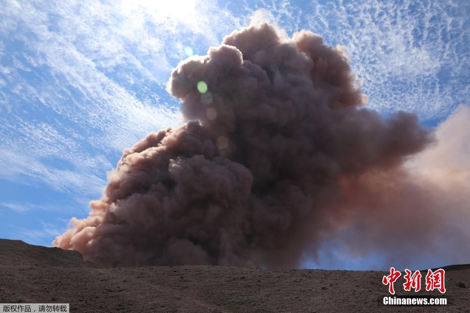 Strong quake hits Hawaii's Leilani Estates amid volcanic activity