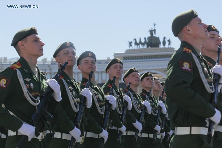 Russia to hold military parades to mark Victory Day