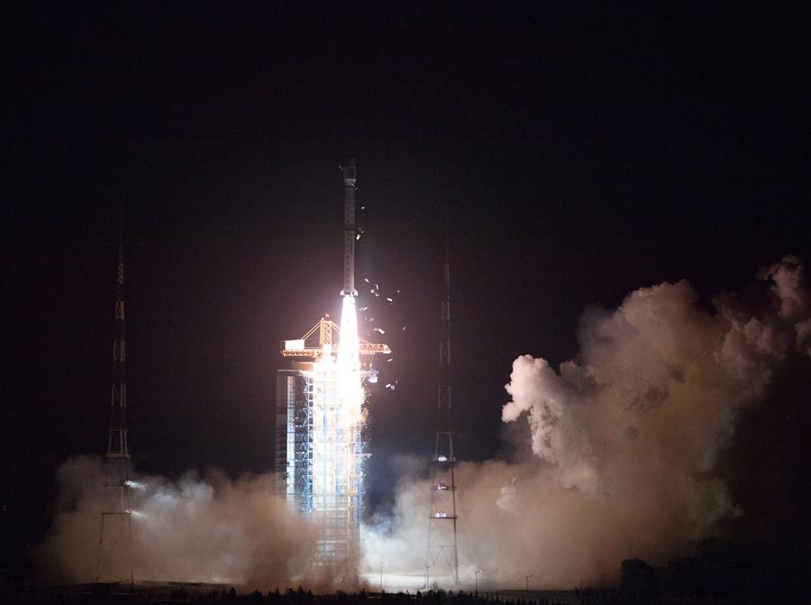 China launches new Earth observation satellite