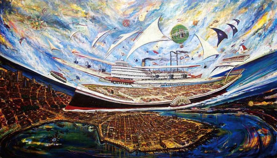 Exhibition on Cuban art underway in Beijing