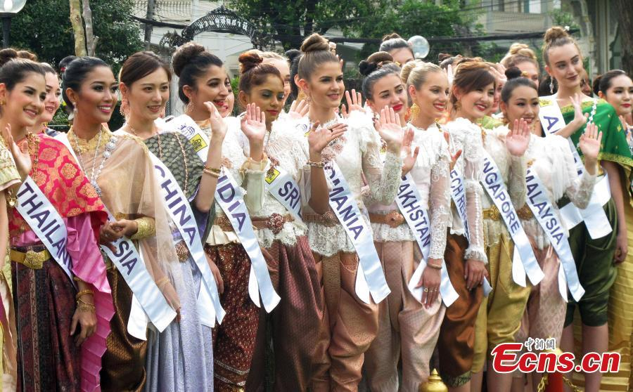 Miss Tourism Queen International final held in Thailand