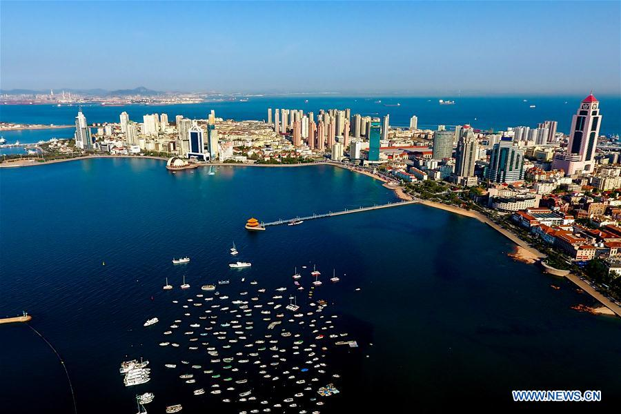 Qingdao to host 18th summit of Shanghai Cooperation Organization