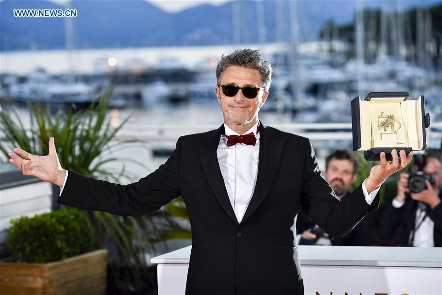 Awards presented at 71st Cannes Int'l Film Festival in France