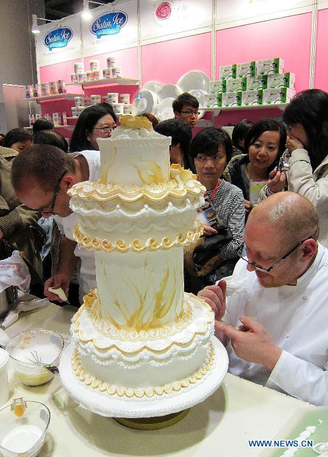 Hong Kong Intl Bakery Expo kicks off (6/7) - Headlines, features