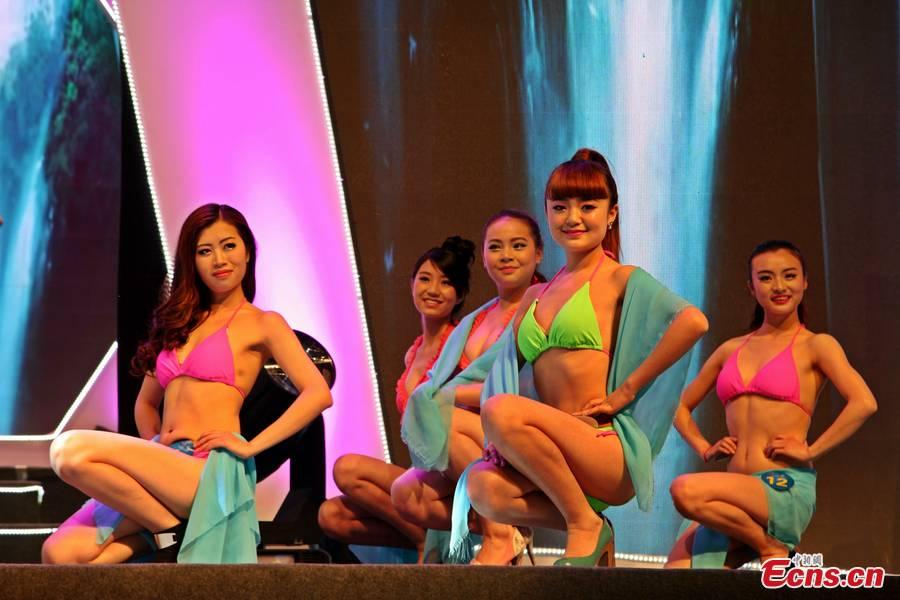 Miss International Queen Swimsuit International Queen in