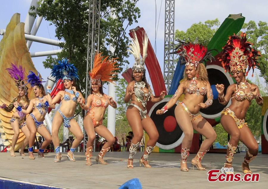 Salvador bahia brazil sunbathing bikinis - 3 part 2