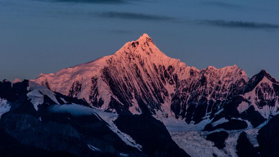 Sunrise of Meri Snow Mountain (1/5) - Headlines, features ...