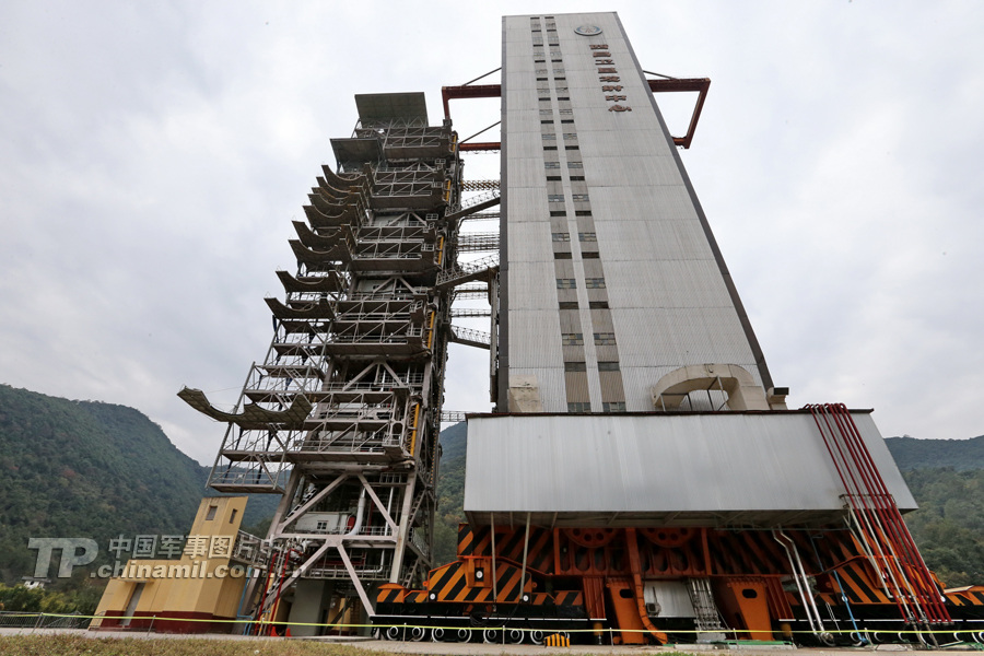 In pictures: China's Xichang Satellite Launch Center (1/10 ...