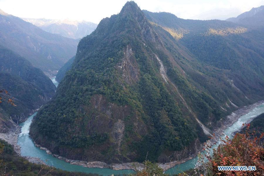 yarlung zangbo river