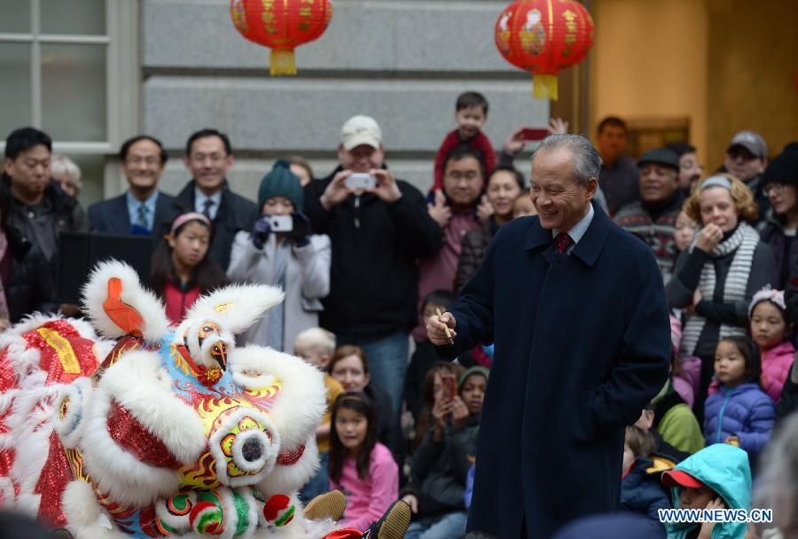 people celebrate upcoming chinese new year in washington dc 15 - Chinese New Year Dc