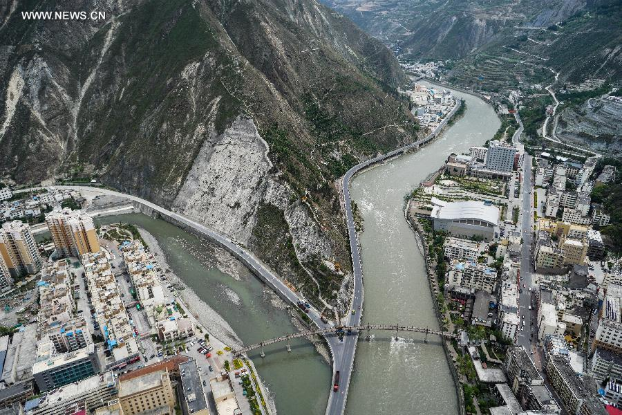 Six Years After Wenchuan Earthquake 4 9 Headlines Features Photo And Videos From Ecns Cn