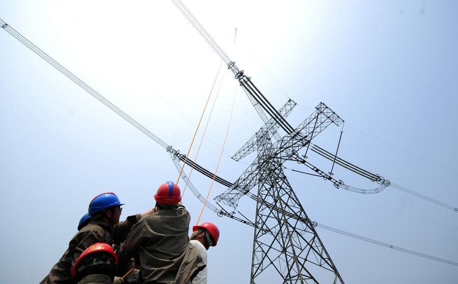 High wire and high voltage in Hubei (4/5) - Headlines, features ...