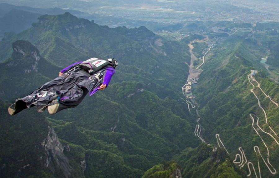 how to build a wingsuit