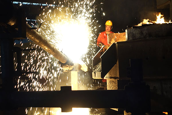 Overcoming the second major steel crisis
