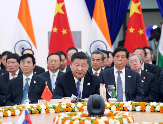 China proposal points direction for enhancing BRICS cooperation