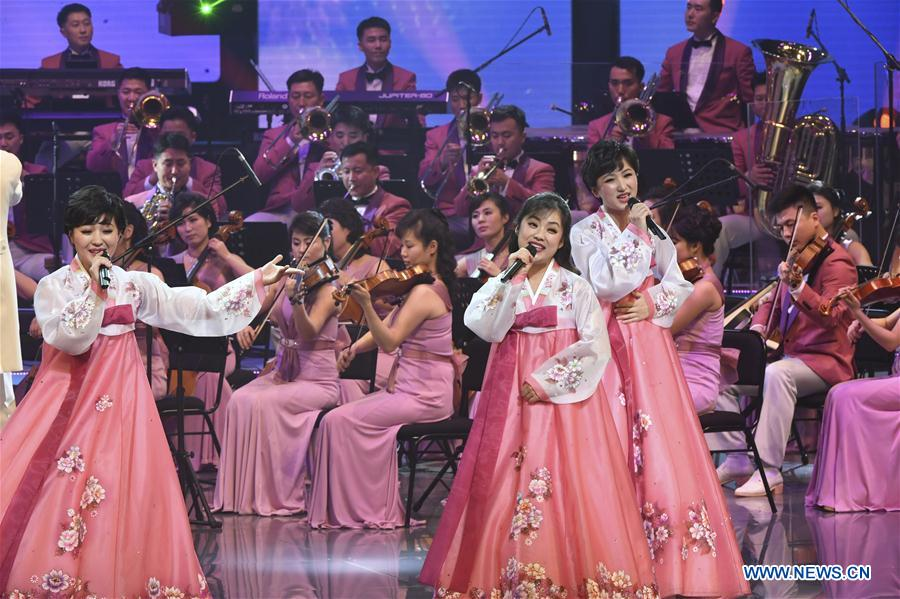 DPRK orchestra's concert brings hope of peace to South Korean audience