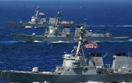 New defense bill underscores U.S. shift to 'Indo-Pacific' strategy