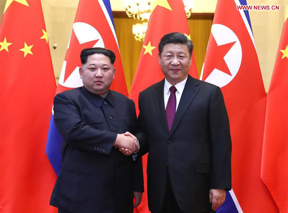 China's crucial involvement in DPRK-U.S. relations