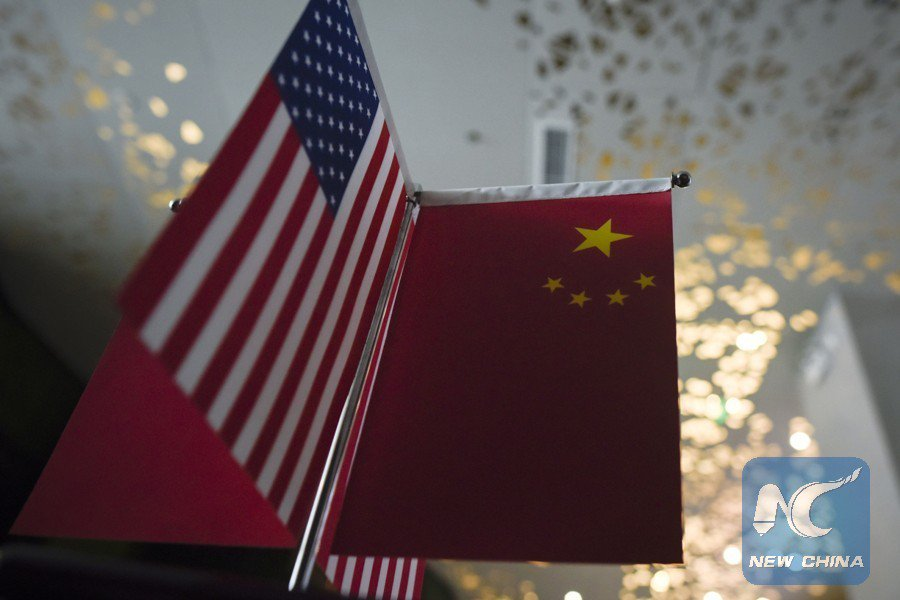 Positive China-U.S. trade consultations in the interests of both countries and world