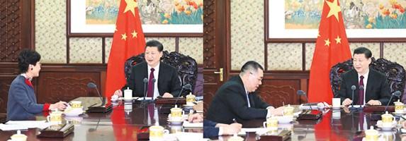Xi praises efforts of HK, Macao