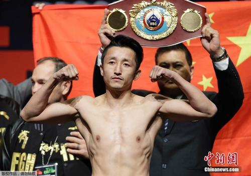 Former WBO flyweight champion needs more time to recover