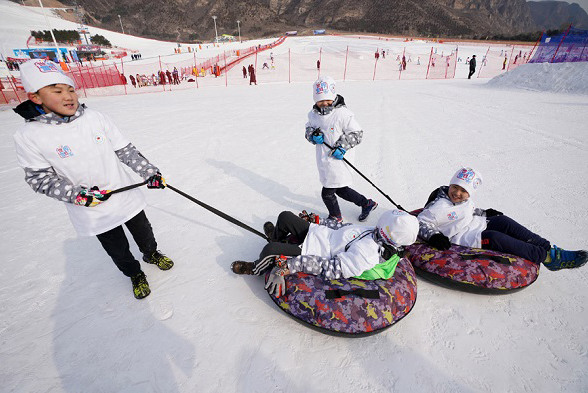 All Beijing Winter Olympic venues to be ready by 2019