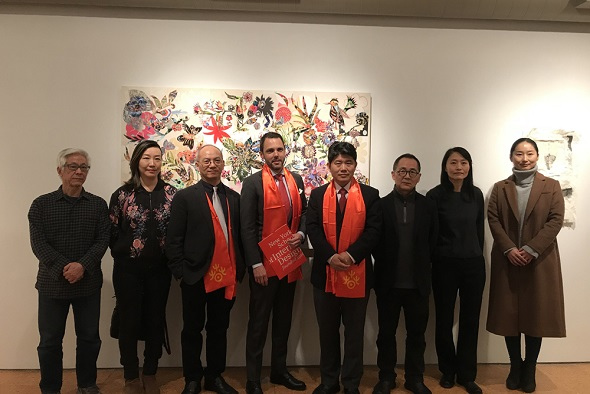 Art exhibit celebrates Lunar New Year