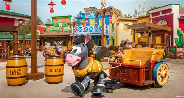Shanghai Disney Resort opens new attraction