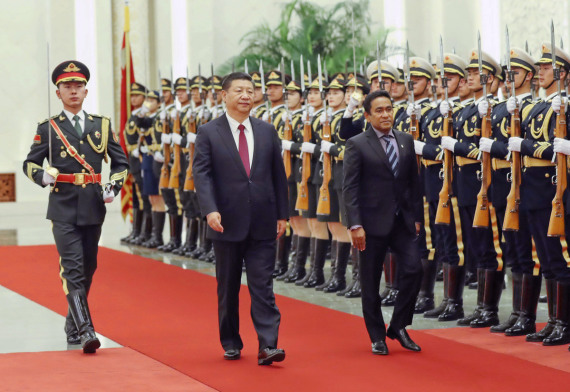 China and Maldives sign FTA