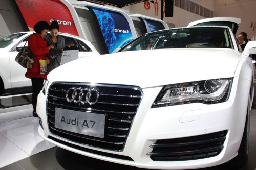 Audi, FAW ink deals to rev up China presence