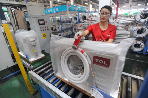 TCL plans AI center in Eastern Europe