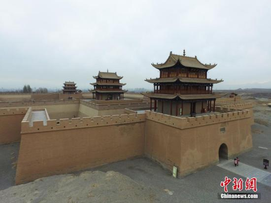 Jiayuguan Pass to show its historic grandeur