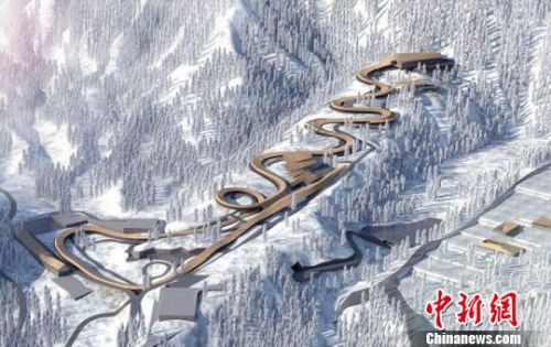 2022 Winter Olympics venues to be complete by 2019