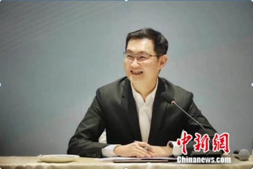 Tencent CEO says not ready for ICOs, values blockchain