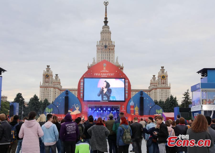 Fan Fest 2018 Moscow Sante Blog