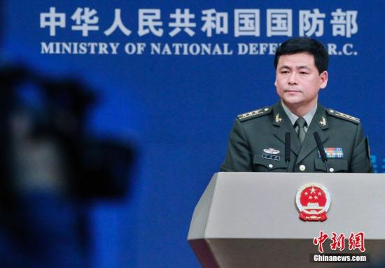 'Cold War' mentality for U.S. to play up 'Chinese military threat': spokesperson