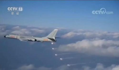 H-6K bomber video showcases PLA Air Force capability