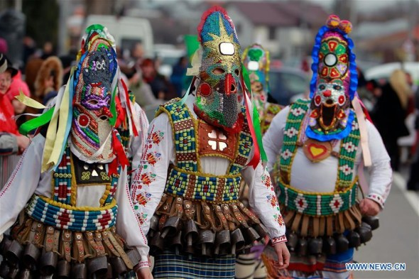 'Ziua Cucilor' spring festival marked in Romania