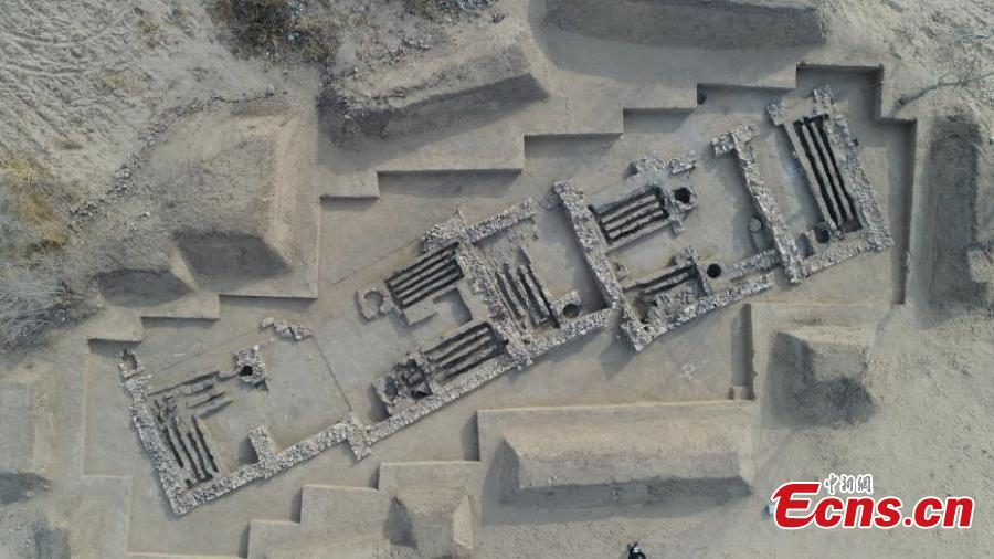 Large Khitan settlement site found in Shenyang