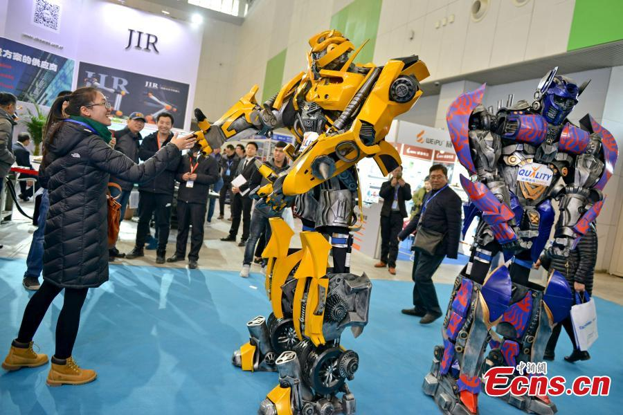 1,400 brands attend Tianjin industry expo