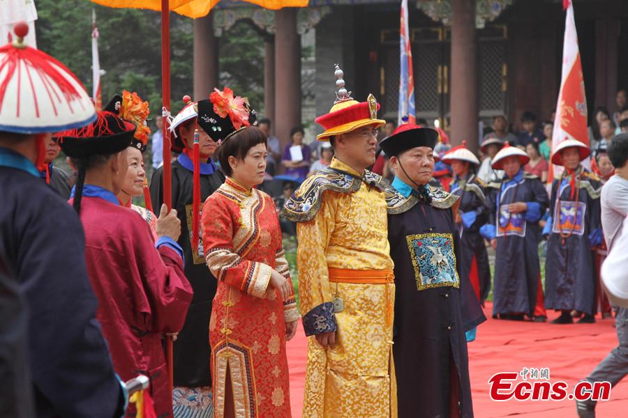 Resultado de imagen para manchu people